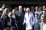 MHP Genel Başkanı Bahçeli, Taburcu Edildi