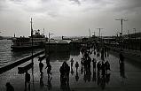 İstanbul'un Bu Akşamdan İtibaren Serin ve Yağışlı Havanın Etkisine Girecek