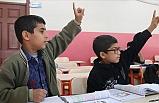 Şanlıurfa'da Sınır Bölgelerinde Eğitim Öğretim Başladı