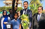 Milli Eğitim Bakanı Ziya Selçuk 'tan Gine'deki Türkiye Maarif Vakfı Okuluna Ziyaret