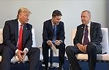 Cumhurbaşkanı Erdoğan İle Trump Arasında Kritik Görüşme