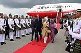 Cumhurbaşkanı Erdoğan, Kuala Lumpur Zirvesi'ne Katılmak Üzere Malezya'ya Geldi