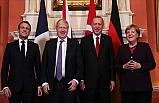 Londra'daki Kritik Zirve Sona Erdi: Cumhurbaşkanı Erdoğan'dan Açıklama