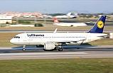 Alman Hava Yolu Firması Lufthansa İran ve Irak'a Uçuşları Askıya Aldı