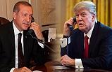 Cumhurbaşkanı Erdoğan, ABD Başkanı Donald Trump İle Telefonda Görüştü