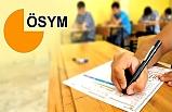 ÖSYM'nin Geçen Yılki Sınavlarına 8 Milyon Üzerinde Aday Katıldı