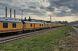 TCDD'nin Yardım Treni Yola Çıktı