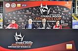 Atletizmin Kalbi İstanbul'da Atacak Dünyanın Hızı İstanbul'da