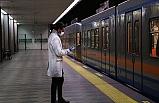 6 Nisan'dan İtibaren Metro Seferleri 21.00'e Kadar Yapılacak