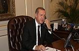 Cumhurbaşkanı Erdoğan İle KKTC Başbakanı Tatar Arasında Kritik Görüşme