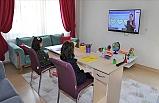 Devlet Korumasındaki Çocuklar TRT ve EBA TV'yi Takip Ediyor