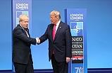 İngiltere Başbakanı Johnson, Trump'la Görüştü
