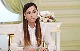 Mihriban Aliyeva'dan Türkiye'ye Teşekkür Mesajı