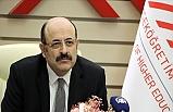 YÖK Başkanı Prof. Dr. Saraç: Vakıf Üniversiteleri Rektörleriyle Toplantı Gerçekleştirdi