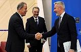 Milli Savunma Bakanı Hulusi Akar: İtalya Savunma Bakanı İle Görüşecek