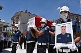 Şehit Polis Memuru Muğla'da Son Yolculuğuna Uğurlandı