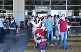 Kurban Bayramı'nda Hava Yoluyla 1 Milyon 202 Bin 174 Yolcu Taşındı