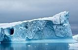 Kuzey Kutup Bölgesinin Kalan En Büyük Buz Tabakasından Bir Kısmı Parçalandı