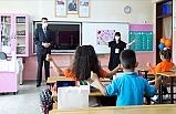 Milli Eğitim Bakanı Ziya Selçuk 'tan Yüz Yüze Eğitimin Başladığı Okullara Ziyaret