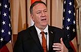 ABD Dışişleri Bakanı Mike Pompeo: Türkiye'yi Ziyaret Edecek