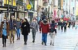 Kalabalık Caddelere Girişler Kontrollü Yapılacak