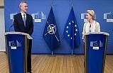 NATO İle Avrupa Birliğin' den Ortaklık Vurgusu