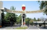 Milli Savunma Üniversitesi İçin Başvurular Başladı