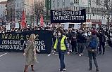Almanya'da Irkçı Teröre Tepki Yürüyüşü