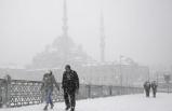 Kar Yağışı İstanbul'da Yüz Yüze Eğitimi Erteletti