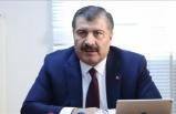 Sağlık Bakanı Koca, İllere Göre 7 Günlük Kovid-19 Vaka Sayılarını Açıkladı