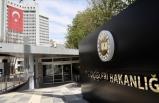 Çin'in Ankara Büyükelçisi Liu, Dışişleri Bakanlığı'na Çağrıldı