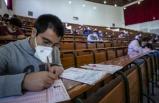 MSÜ Aday Belirleme Sınavı Yapılıyor