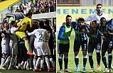 TFF 1. Lig'de Adana Demirspor ile GZT Giresunspor Süper Lig'e Yükseldi