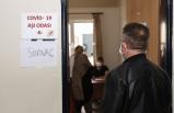 35 Yaş ve Üzeri Vatandaşlar Kovid-19'a Karşı Aşılanıyor