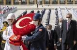 Anıtkabir'de Zafer Bayramı Töreni Yapıldı