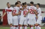Milli Takım 3 Golle Kazandı: 3-0