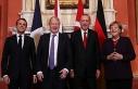 Londra'daki Kritik Zirve Sona Erdi: Cumhurbaşkanı...