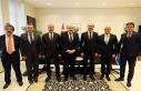Genel Başkan Talip Geylan, YÖK Başkanı Yekta Saraç'ı...