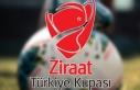 Türkiye Kupası'nda Çeyrek ve Yarı Final Eşleşmeleri...