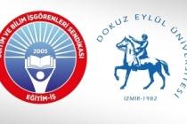 Dokuz Eylül'de üniversite yönetimi Eğitim İş'in ofisini boşalttı