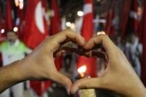 """Samsun'da 4 bin kişilik """"Fener Alayı Yürüyüşü"""""""