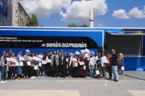 Türk Telekom'un Teknoloji Seferberliği Projesi Kırşehirli kadınlarla buluştu
