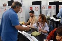 Yurt dışında yaşayan vatandaşlarımız için oy verme işlemi başladı