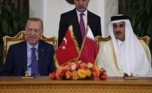 Türkiye İle Katar Arasında 7 Anlaşma İmzalandı