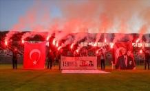 Tüm Türkiye Saat 19.19'da Balkonlardan İstiklal Marşı'nı Okudu