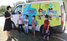 EBA Mobil Destek Aracı Öğrenci ve Velilerden Tam Not Aldı