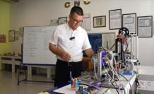 Meslek Lisesinde Ar-Ge Merkezi Kuruluyor