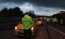 İçişleri Bakanlığı Duyurdu: Yüzlerce Araç Men Edildi