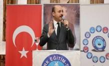 Talip Geylan: Sözleşmeliler Kadroya Alınmalıdır