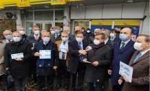 Türkiye Kamu-Sen'den Cumhurbaşkanı ve Maliye Bakanı'na Mektup